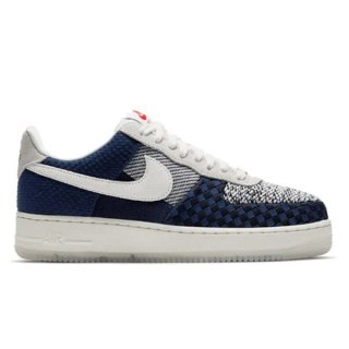 【予約】NIKE WMNS AIR FORCE 1 '07 LV8 SASHIKO NAVY WHITE
