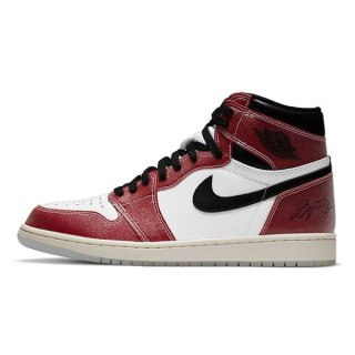 【予約】NIKE AIR JORDAN 1 RETRO HIGH OG SP TROPHY ROOM WHITE/VARSITY RED-SAIL-BLACK