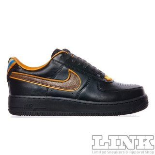 RICCARDO TISCI × NIKE AIR FORCE 1 SP LOW BLACK
