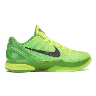 NIKE KOBE 6 PROTRO GRINCH 2020 GREEN APPLE/BLACK-VOLT-CRIMSON