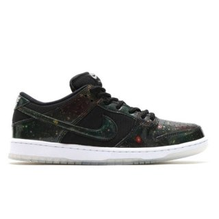NIKE SB DUNK LOW TRD QS 420 BLACK/BLACK-WHITE