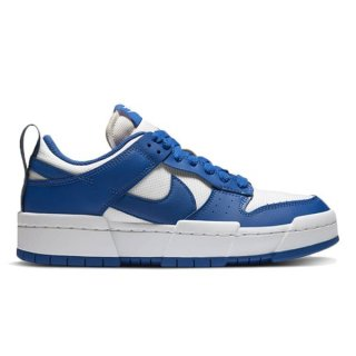 NIKE WMNS DUNK LOW DISRUPT GAME ROYAL-SUMMIT WHITE
