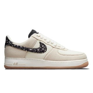 【予約】NIKE AIR FORCE 1 LOW PAISLEY SWOOSH NATURAL/NAVY/WHITE GUM
