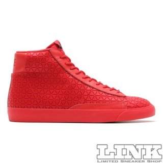NIKE BLAZER MID METRIC QS UNIVERSITY RED/UNIVERSAITY RED【価格修正】