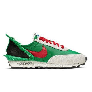 NIKE LAB X UNDERCOVER W DAYBREAK BLACK LUCKY GREEN/UNIVERSITY RED-SAIL