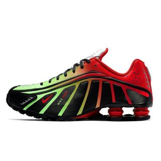 【定価16500円→15400円】NIKE SHOX R4 X NEYMAR JR. BLACK/CHALLENGE RED-METALLIC SILVER【価格修正】