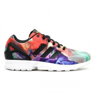 ADIDAS ORIGINALS WMNS ZX FLUX ST TROPIC MELON/WHITE/BLACK