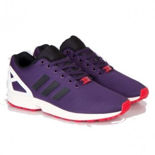 ADIDAS ORIGINALS ZX FLUX DARK VIOLET