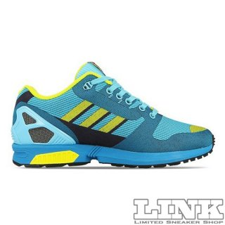 ADIDAS ORIGINALS ZX FLUX WEAVE AQUA