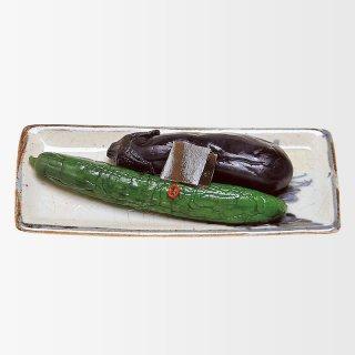 胡瓜と茄子の昆布漬