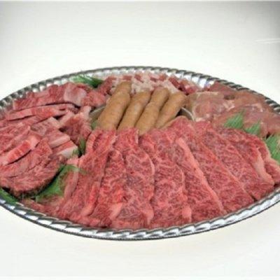 黒毛和牛焼肉セット 1.2k