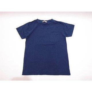 BODYGARD 「INDIGO V/N TEE - VネックTシャツ」