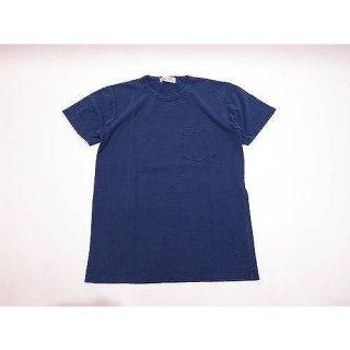 BODYGARD 「INDIGO C/N TEE - クルーネックTシャツ」