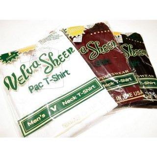 Velva Sheen 「V NECK POCKET TEE - VネックTシャツ」