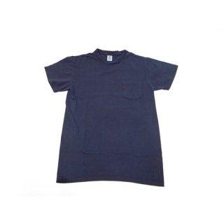 Velva Sheen 「1PAC INDIGO C/N TEE - クルーネックTシャツ」