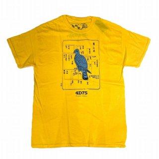 4D7S 「HOWK HUNTER - クルーネックTシャツ」