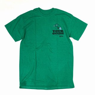 4D7S 「YOUR GUIDE - クルーネックTシャツ」