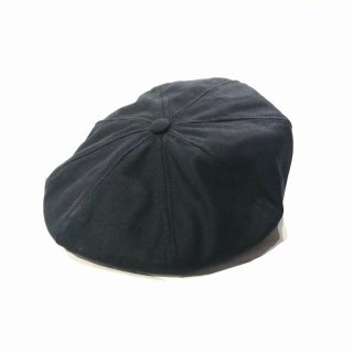NEW YORK HAT 「CANVAS NEWSBOY HAT - キャスケット」
