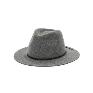 BRIXTON 「WESLEY FEDORA HAT - ウールハット」
