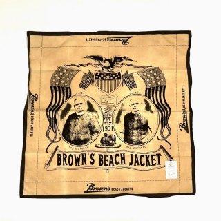 BROWN'S BEACH 「BANDANA - バンダナ」