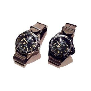 FAR EASTERN ENTHUSIAST 「ROYAL NAVY WATCH (NATO BELT) - 腕時計」