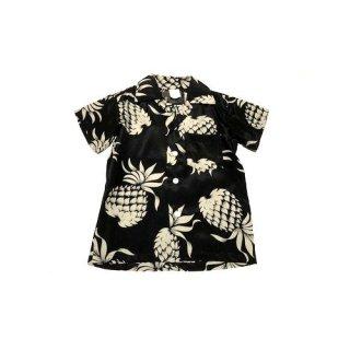 KONA BAY HAWAII 「PINEAPPLE / KIDS - キッズアロハシャツ」