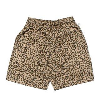 COOKMAN 「Chef Short Pants-Leopard - ショートパンツ」