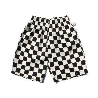 COOKMAN 「Chef Short Pants-Checker - ショートパンツ」