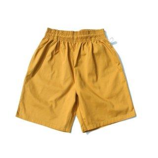 COOKMAN 「Chef Short Pants-Mustard - ショートパンツ」