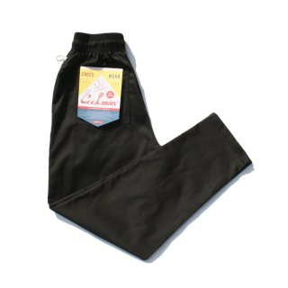 COOKMAN 「Chef Pants-Black - シェフパンツ」