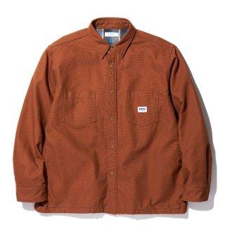 RADIALL 「SUBURBAN-R.C. SHIRT L/S - ダック地シャツジャケット」