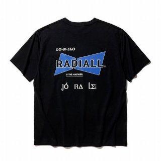 RADIALL 「BOWTIE-C.N. POCKET T-SHIRT S/S - ポケットTシャツ」