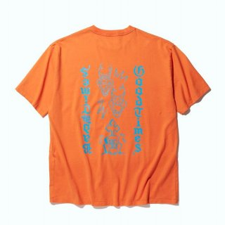 RADIALL 「TWO FACE-C.N. T-SHIRT S/S - クルーネックTシャツ」