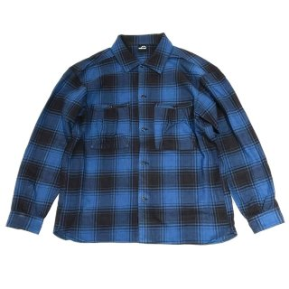 MNR Apparel 「Redwood - CHECK NEL SHIRTS - チェックネルシャツ」