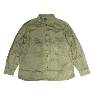 MNR Apparel 「Norfork - MILITARY SHIRTS - ミリタリーシャツ」