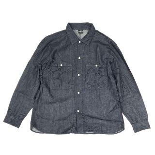 MNR Apparel 「Basic - DENIM SHIRTS - デニムシャツ」