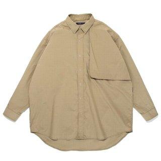 GOFUKUSAY 「RUM HEAD - オーバーサイズシャツ」