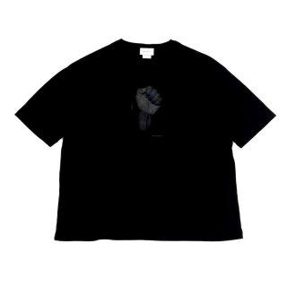 MNR Apparel 「Black is - T-SHIRT - ビッグシルエットTシャツ」