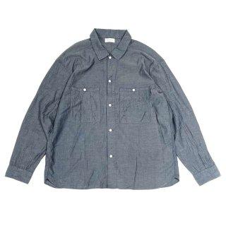 MNR Apparel 「Irishman - CHAMBRAY SHIRTS - シャンブレーシャツ」