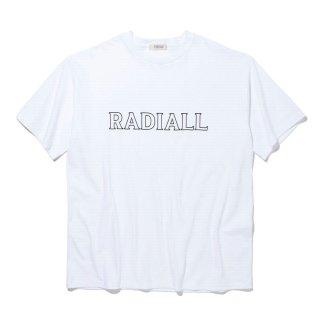 RADIALL 「OUTLINE - C.N. T-SHIRT S/S - クルーネックTシャツ」