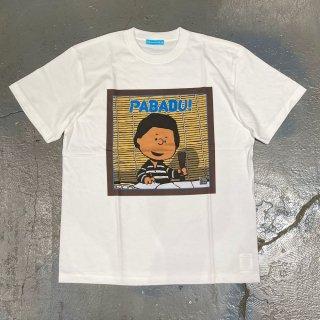 PARADISE WEAR 「PABADU! TEE - アーティストコラボTシャツ」