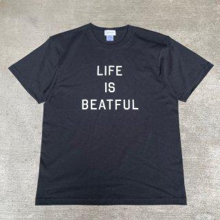 MNR Apparel 「LIFE IS BEATFUL - ヘビーオンスTシャツ」