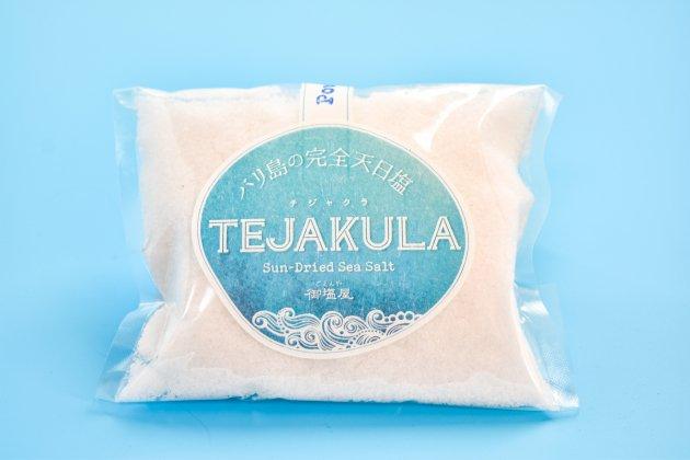 バリ島の完全天日塩 TEJAKULA パウダー 150g