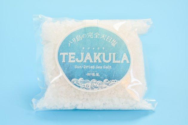 バリ島の完全天日塩 TEJAKULA キューブ 150g