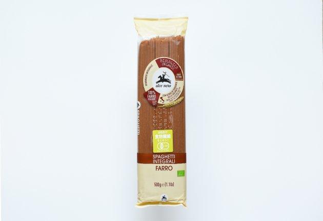 【アルチェネロ】有機全粒粉スペルト小麦・スパゲッティ 500g