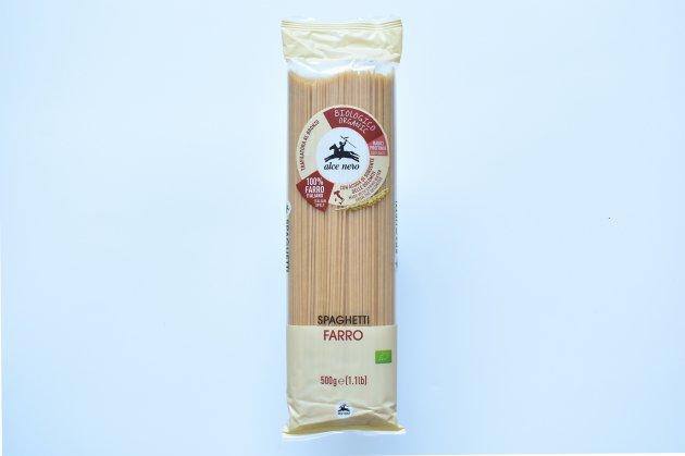 【アルチェネロ】有機スペルト小麦・スパゲッティ 500g