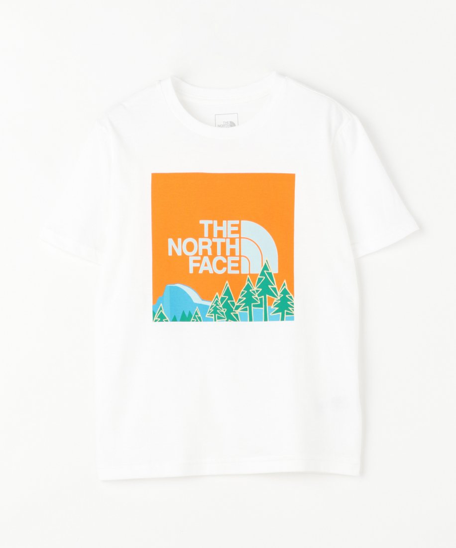 <img class='new_mark_img1' src='https://img.shop-pro.jp/img/new/icons24.gif' style='border:none;display:inline;margin:0px;padding:0px;width:auto;' />THE NORTH FACE(ザ・ノースフェイス) kids グラフィックTシャツ
