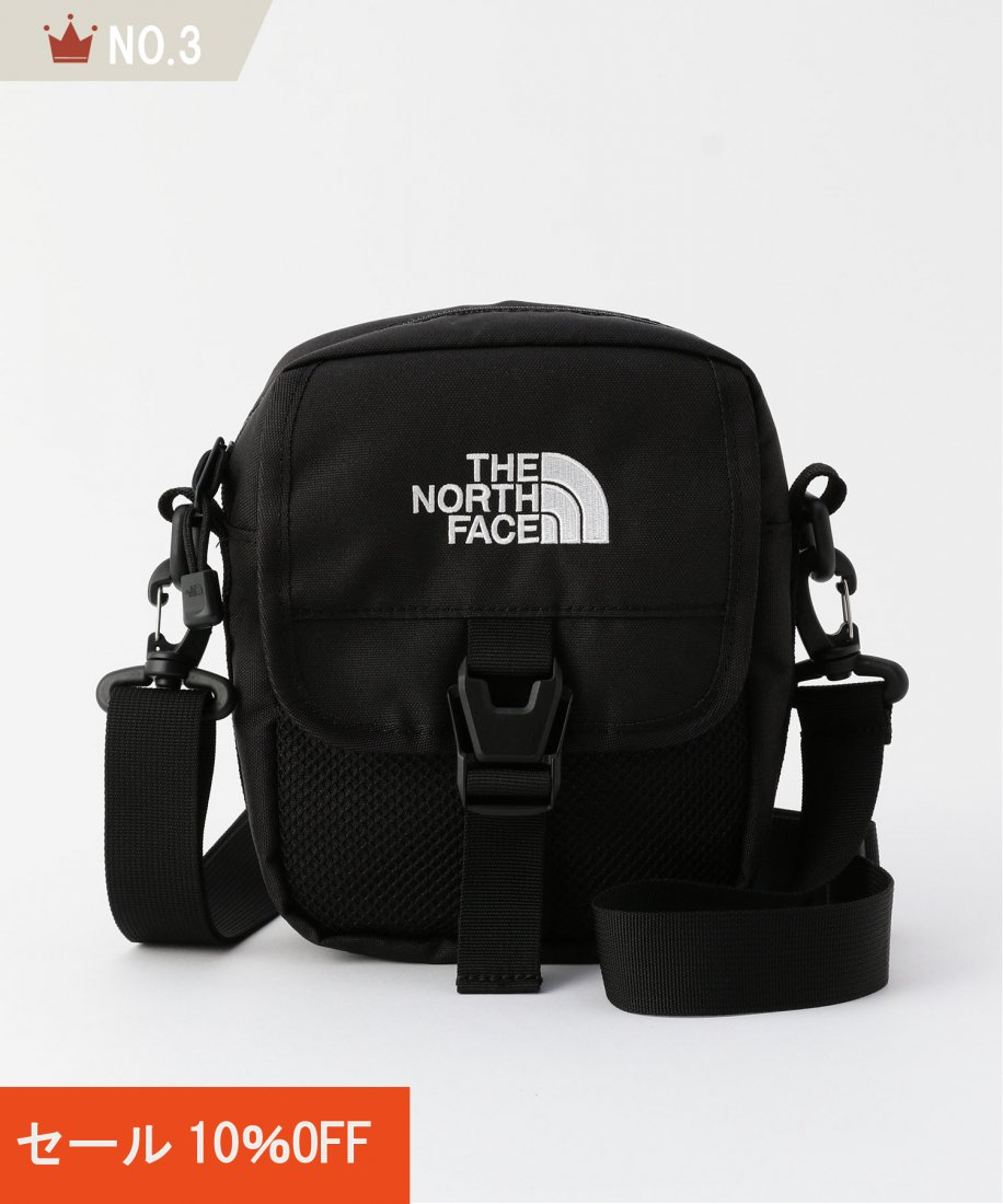 <img class='new_mark_img1' src='https://img.shop-pro.jp/img/new/icons5.gif' style='border:none;display:inline;margin:0px;padding:0px;width:auto;' />THE NORTH FACE(ザノースフェイス)メッシュポケット付きクロスバッグ