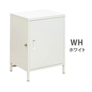 宅配ボックス 大容量1ドア ホワイト(WH) 組立品【代引不可】