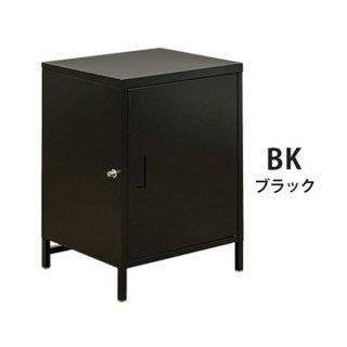 宅配ボックス 大容量1ドア ブラック(BK) 組立品【代引不可】